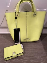 Bcbg purse and wallet