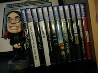 Ps4 games, like new in box.  Brampton, L6S 3C7