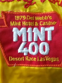 Mint 400 drivers jackets pair father and son team