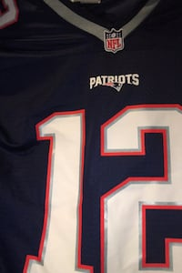 Tom Brady Official Jersey
