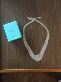 Tiffany chain necklace  null