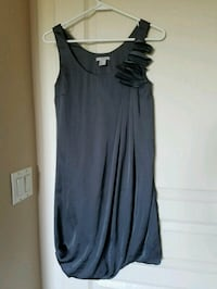H&M grey dress. Worn only once Calgary, T3M 1H9