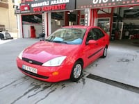 2001 - Ford - Focus Kayalar
