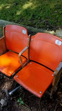 Redskins RFK stadium SEATS 71-96 season  Knoxville, 21758