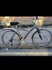 black and gray road bike Greater London, E17 8JE