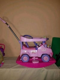 Disney princess 4 in 1 activity ride on Jackson, 08527