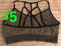 Ladies athletic sports bra (medium) Chula Vista, 91910