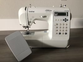 Brother Project Runway NS80 Limited Edition Sewing Machine