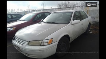 PARTING OUT 1998 toy camry stock#20193