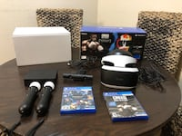 Ps4 VR headset with creed Gresham, 97080