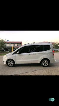 2015 Ford Tourneo Courier Journey 1.6 L TDCI 95PS TREND Abdullah Paşa