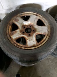2003 to 2006 honda accord winter tires 205/60r16 Richmond Hill, L4C 2Y1
