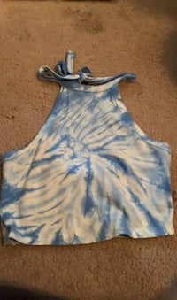 Tie Die halter from Urban Outfitters