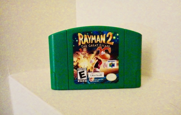 Rayman 2 The Great Escape - N64