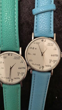 Leather band watches Buffalo Grove, 60089