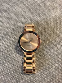 Rose gold Anne Klein watch  Toronto