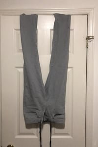 Grey Blue notes skinny jeans