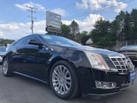 Cadillac CTS Coupe 2012 BALTIMORE