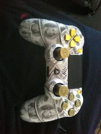 PS4 controller money talks shotgun thumbsticks Cranston, 02910