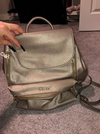 Guess women's backpack rose gold Sherwood Park, T8A 5K9