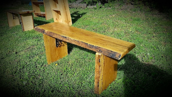 Fine Rustic Live Edge Bench Evergreenethics Interior Chair Design Evergreenethicsorg