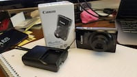 Canon Powershot ELPH 190 IS 10x Optical zoom + WIF Centreville