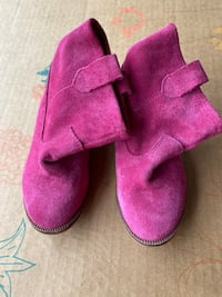 Tacker+Tate girl's boots size 8,5