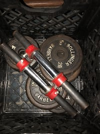 dumbbells Arlington Heights, 60004