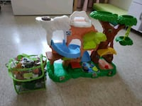 Fisher price little people jungle 732 km