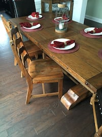 Beautiful 6 piece dining room set - MUST SELL THIS WEEKEND  Charlotte, 28208