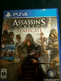 Assassins Creed Syndicate (used) West Long Branch, 07764