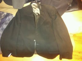 Size 42L suit jackets and ties