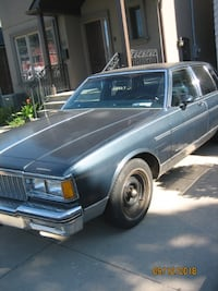 Antique Car 1986 Pontiac Parisienne  TORONTO