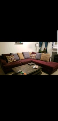 Couch L shaped  Alexandria, 22304