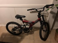 Bike for kids, only used once $60 obo  971 mi