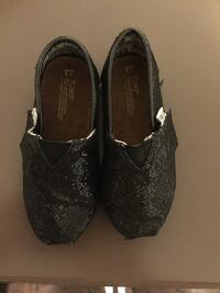 TOMS Glitter Black for Toddler Calgary, T3K 0H9