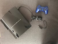 Sony PS3 original console with controller Mississauga, L5N 3N6