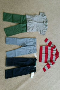 Toddler boys 3t clothes, new Warrenton
