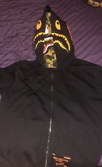 Undefeated edition Bape hoodie ( i only sell real stuff )