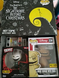 Nightmares before Christmas collector