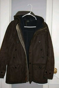 Armani exchange winter jacket  Edmonton, T5N 1H5