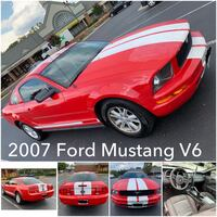 2007 Ford Mustang Germantown