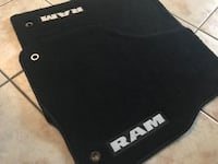 Brand New Dodge Ram Carpet Floor Mats Cambridge, N1T
