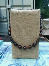Amber necklace 2330 mi