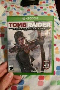 Tomb Raider DE Xbox One Tomball, 77375