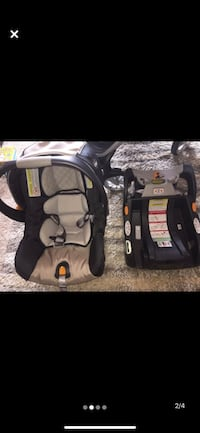 Chicco Keyfit 30 car seat & base