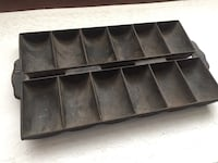 Antique iron tray Chicago