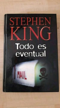 TODO ES EVENTUAL - Stephen King Barcelona, 08029
