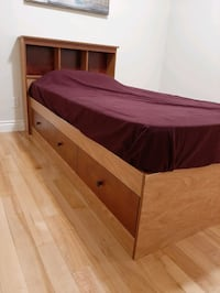 Twin bed and Mattress  Brampton, L7A 1N1