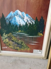 Original oil painting.  One of a kind Laredo, 78043